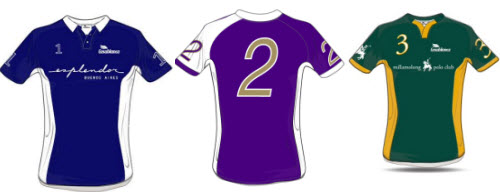 Casablanca Team Shirts in range of colours
